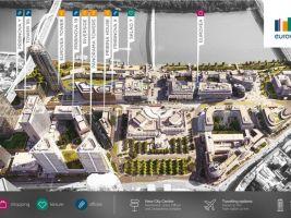 etrend.sk Popisek: Nová vizualizace projektu Eurovea City