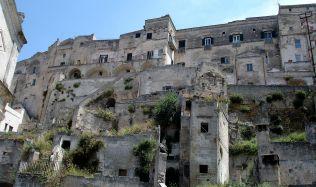 Matera: Město vytesané do skály se stalo centrem kulturního dění