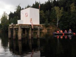 Městská sauna od MJÖLK architekti