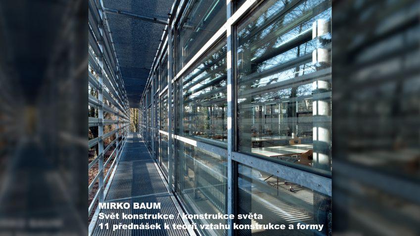 Mirko Baum: Aerodynamika - design - architektura