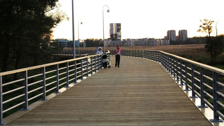 Most mezi Kociánkou a Lesnou budí vášně. Je to zbytečný zásah do údolí, tvrdí starosta Brna-sever