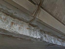 zdroj Google Earth/ Popisek: Most je, údajně, v havarijním stavu