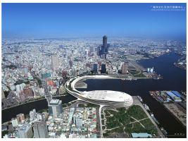zdroj Radan Hubička Popisek: Multikulturní centrum Kaohsiung, Taiwan