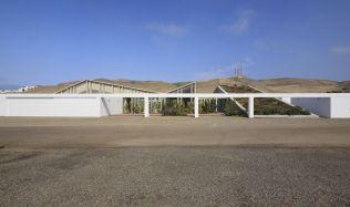 MW House in Cañete, Peru by Riofrio Arquitectos