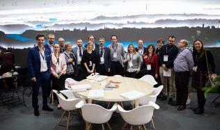 Na Expo Real v Mnichově lákali pražští radní zahraniční investory do Čech. Velkým tématem byl chystaný koncertní sál