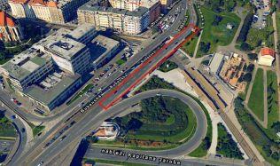 Na most u Vltavské se vrátí osobní auta, k dispozici bude jeden pruh