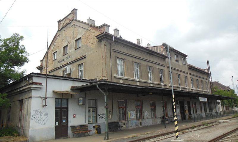 Na nádraží v pražských Bubnech vyroste památník šoa