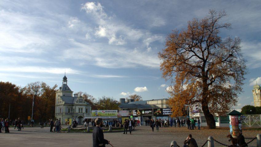 Na pražském Výstavišti začala rekonstrukce venkovních prostor