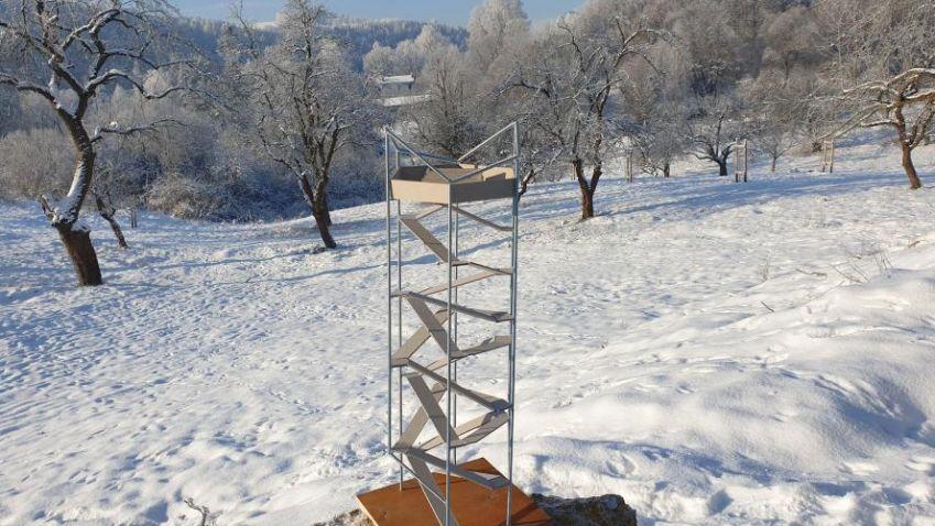 Nejvyšší rozhledna Slovenska vznikne na vrchu Horní Lazy