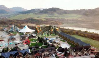 Na Slovensku roste obří hotel za více než dvanáct milionů eur