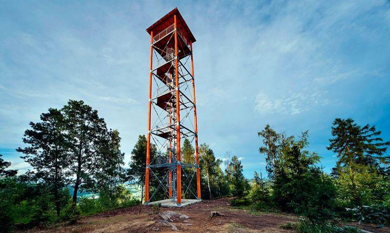 Na Svitavsku se chystají rekonstruovat rozhlednu Pastýřku