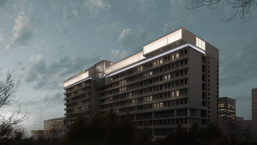 Nad Plzní vyroste dílo světoznámé architektky, poslouží nemocným