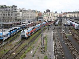 zdroj Martin Pekárek/ Paparazzi Popisek: Současná podoba Masarykova nádraží bude brzy minulostí