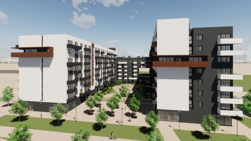 Nájemní byty v nově budované čtvrti na Praze 9 nabídnou příjemné bydlení v atraktivní lokalitě