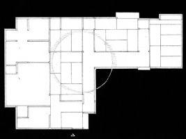zdroj Ryuichi Taniura Popisek: Nákres otáčivého domu