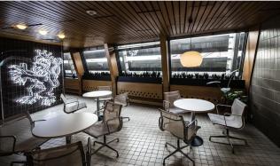 Národní divadlo otevřelo na střeše budovy veřejnou saunu