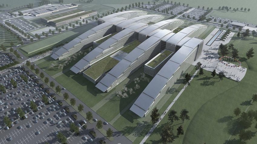 NATO bude zasedat v nové budově v Bruselu