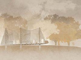 zdroj www.archiweb.cz/ Foster+Partners/ Popisek: Návrh kaple