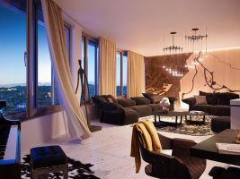 zdroj etrend.sk/ Penta Real Estate Popisek: Návrh uspořádání interiéru v budově projektu Sky Park