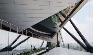 Nejlepší výšková budova se tyčí v Mexiku