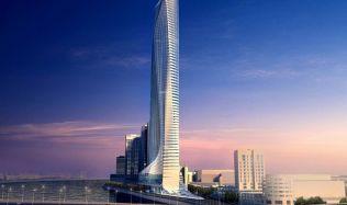 Nejvyšší stavba Afriky od Zaha Hadid Architects