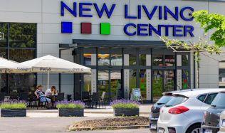 New Living Center vBratislavě spojuje architekty, developery, designery i koncové zákazníky