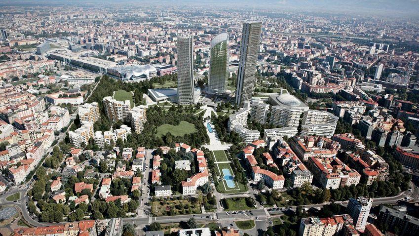 Než zemřela, navrhla sídlo pojišťovny. Milánská základna Generali od Zahy Hadid je v provozu