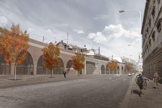 Negrelliho viadukt v pražském Karlíně dostane atraktivní využití