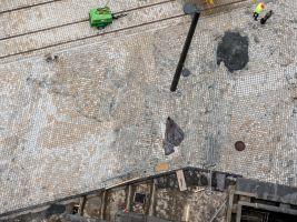 Institut plánování a rozvoje hl. m. Prahy Popisek: Rekonstrukce prostoru mezi budovami