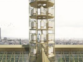 zdroj Studio NAB Popisek: Úly ve věži by mohly produkovat med na prodej