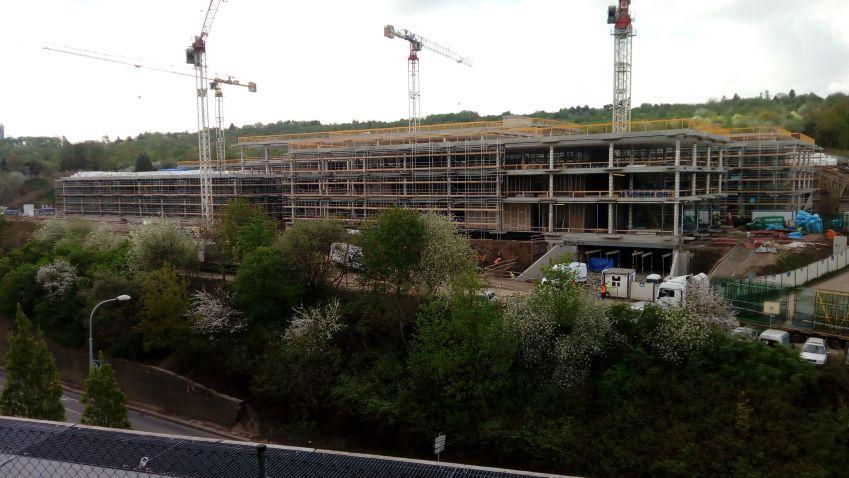 Nová budova ČSOB bude jednou z nejmodernějších budov Evropy