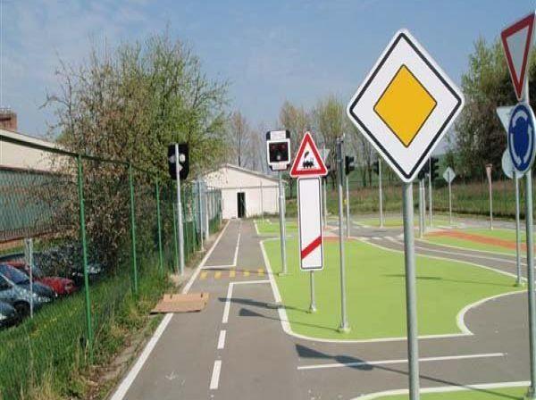 Nové dopravní hřiště v Uherském Brodě propojí výuku s volným časem