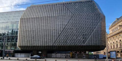 Novou scénu Národního divadla podle návrhu Karla Pragera čeká rekonstrukce