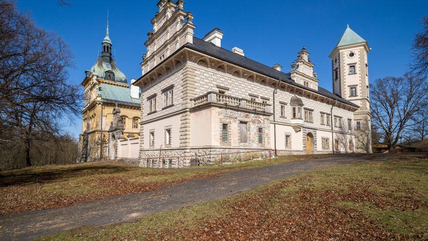 O historické objekty je v České republice velký zájem