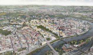 Občané mohou ovlivnit budoucí podobu nové čtvrti Bubny – Zátory. IPR proto spouští informační kampaň