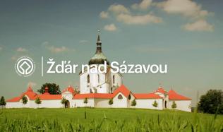 Objevte Česko: Památky UNESCO – Žďár nad Sázavou