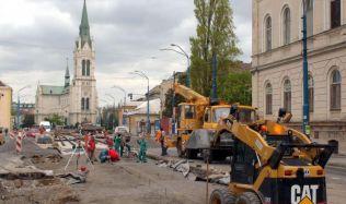 Obnova Blumentálskej ulice bude pokračovať podľa pôvodného plánu