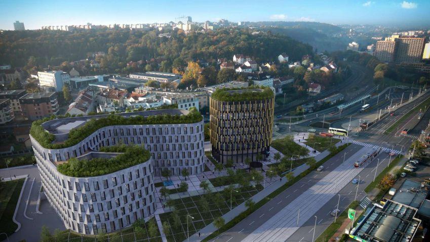 Ochlazují vzduch a zadržují vodu. Zelené střechy jsou v Česku stále v počátcích