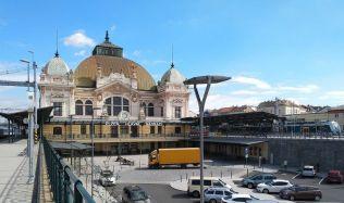 Odstartovala rekonstrukce památkově chráněné budovy hlavního nádraží v Plzni