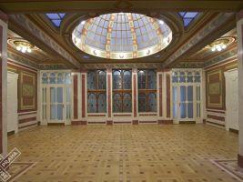 OHP_foto z budovy_palac Archa