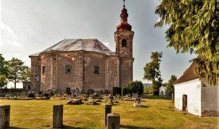 Ojedinělý soubor deseti kostelů na Broumovsku by se mohl stát národní kulturní památkou