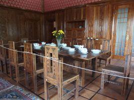 zdroj Wikimedia commons/ Palickap Popisek: Vila Primavesi, jídelna
