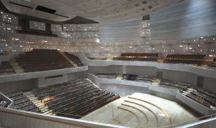 Koncertní sál v Ostravě byl zařazen mezi nejočekávanější stavby světa. Město má nově k dispozici studii sálu