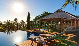 Ostrov Zanzibar zdobí další perla: Bungalovy z tradičních miasových střech