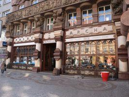 zdroj archiv Open House Popisek: Palác Archa