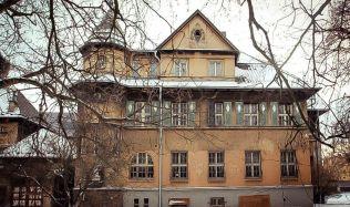 Památkově chráněná Grossmannova vila v Ostravě je na prodej