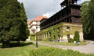 Památkově chráněný léčebný ústav na Svitavsku končí první etapu oprav