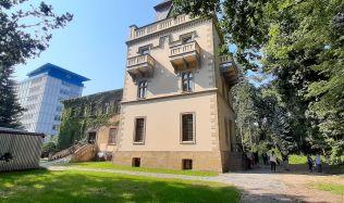 Památník Zámeček v Pardubicích bude opět přístupný
