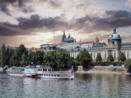 zdroj Open House Praha Popisek: Parník Vltava, projížďka