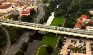 Pattonův most v Plzni bude od neděle uzavřen